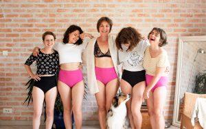 Pour apaiser les douleurs de règles et du bas ventre : la Régulotte, la lingerie féminine innovante made in France et naturelle